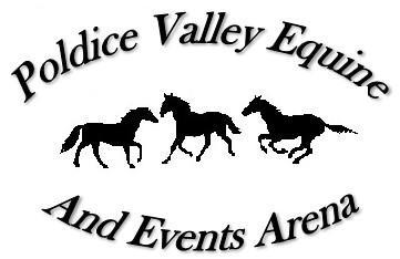Poldice Valley Equine Logo